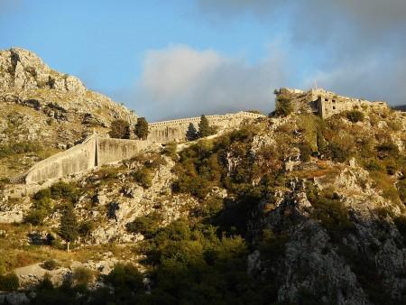 kotor-fortress