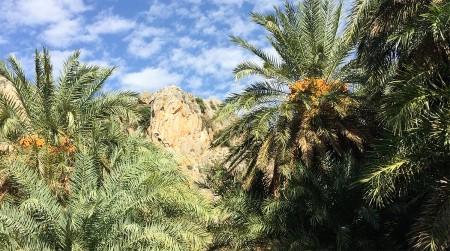 Kissano Faraggi Gorge, Crete