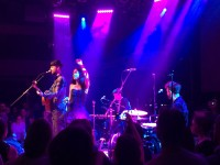Charlie Winston and Vashti, Lucerna Music Bar, Prague